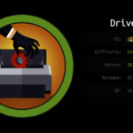 Protected: HackTheBox: Driver Machine Walkthrough – Easy Difficulty